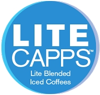 Cool Capps - Lite Capps Lite Blended Iced Coffees Case