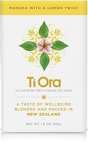 Ti Ora - Manuka with A Lemon Twist