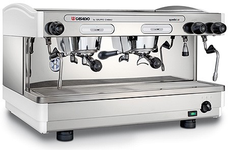 Casadio Quindici S2 2-Group Espresso Machine